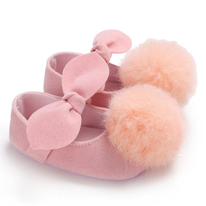 E&Bainel 0-18M Toddler Baby Girls Princess Shoes