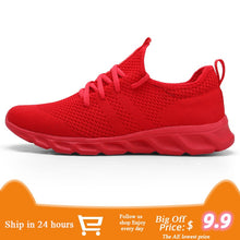 Men Sport Shoes Breathable Sapato Masculino Comfortable Jogging Shoes
