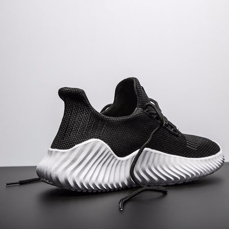 New Casual Mens Shoes Flyknit Sneakers