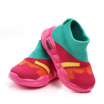 Toddler Infant Kids shoes Baby Girls Boys Mesh Soft Sole Sport Sneakers