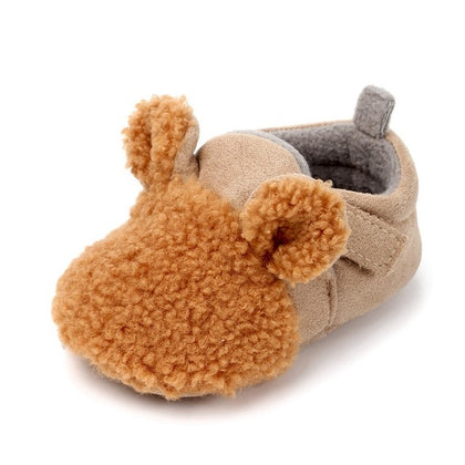 New born Baby Shoes for Girls Boys Toddler Slippers