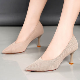 Big Size 40 New Fashion high heels women pumps