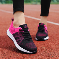 ZHENZU Female Brand Sneakers Woman Running Shoes