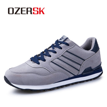 OZERSK Big Size Brand Men Casual Shoes Men Sneakers