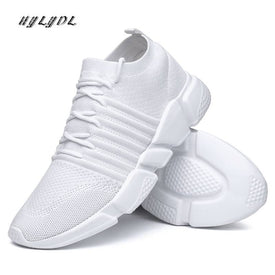 Men Shoes Casual Super Breathable Air Mesh Sneakers
