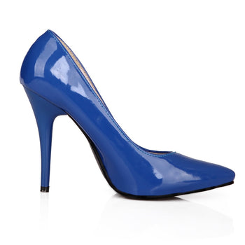 Big Size Women's Shoe 10.5cm High Heels Pumps