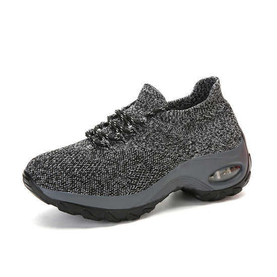 EOFK Women's Sneakers Shoes Woman Air Cushion Light Soft Sneakers