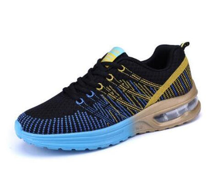 Men Running Shoes Breathable Outdoor Sports Sneakers