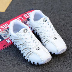 Women's casual sneakers low-heeled shoes Fashion breathable sneakers