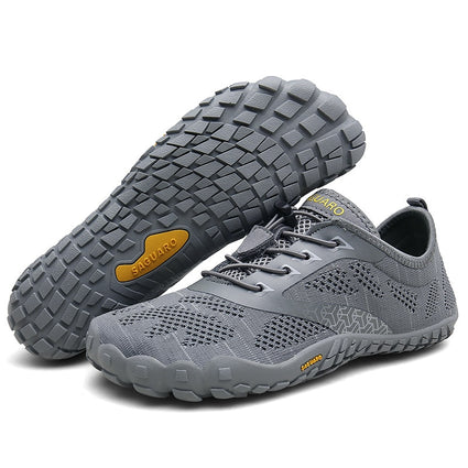 Summer Barefoot Shoes Men Aqua Shoes Breathable Water Shoes