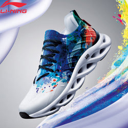 Li-Ning Men LN ARC Cushion Men Running Shoes Breathable