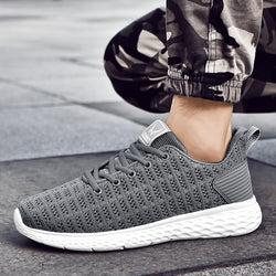 Men Fashion Sport Flat Air Mesh Casual Shoes sneakers 36-48