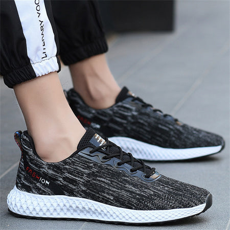 Sneakers Men Vulcanized Shoes Fashion Air Mesh Mens Trainers