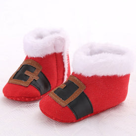 Christmas Style Toddlerborn Shoes Baby Infant Kids Boys Girls Shoes