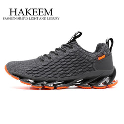 2020 New Trend Blade Running Mens Shoes Men Casual Male Sneakers