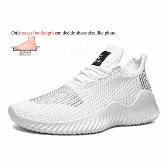 Comfortable Casual Shoes Men Breathable Walking Shoes Lightweight Sneakers