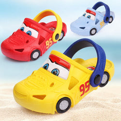 New Hole Shoes 2-7 Years Old Car Styling Toddler Kids Sneakers