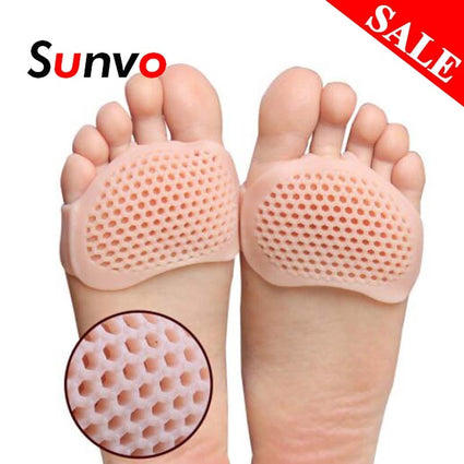 Insoles Forefoot Pads for Women High Heel Shoes Foot Blister Care Toes