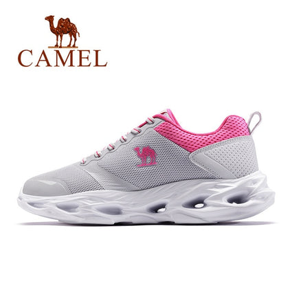 CAMEL Men Women Running Shoes Sneakers