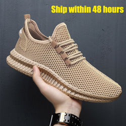 Vulcanized Shoes for Men Breathable Air Sneakers