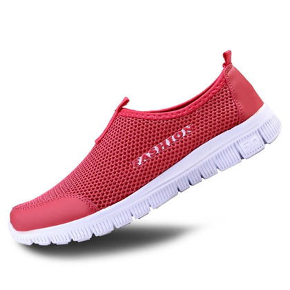 OZERSK Brand Breathable Men Running Shoes Men's Jogging Shoes Free Shipping
