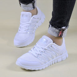 BLWBYL Shoes Breathable Air Mesh Sneakers Woman Lightweight Vulcanize Shoes