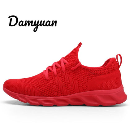 Damyuan 2020 Men's Shoes Sneakers Flats Sport Footwear Men Women