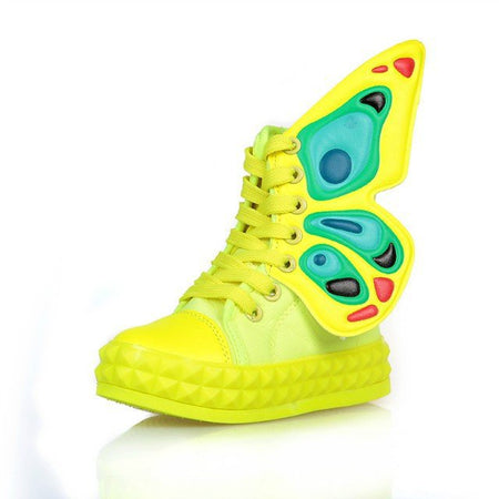 New Autumn HOT Selling High Top Kids Sneakers
