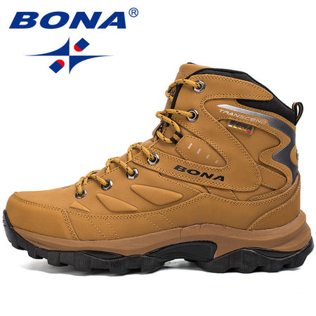 BONA New Hot Style Mountain Sport Boots