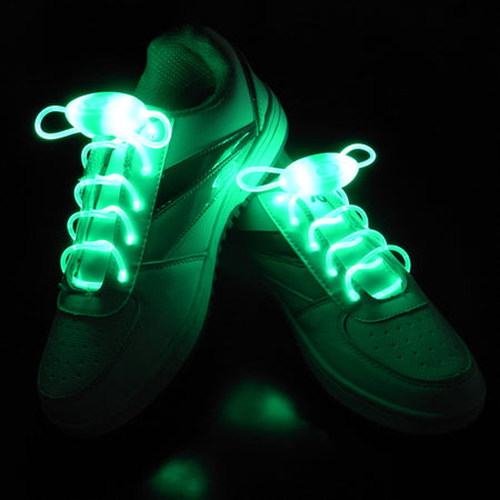 1 Pair Hot Sale Fashion LED Luminous Athletic Shoelace