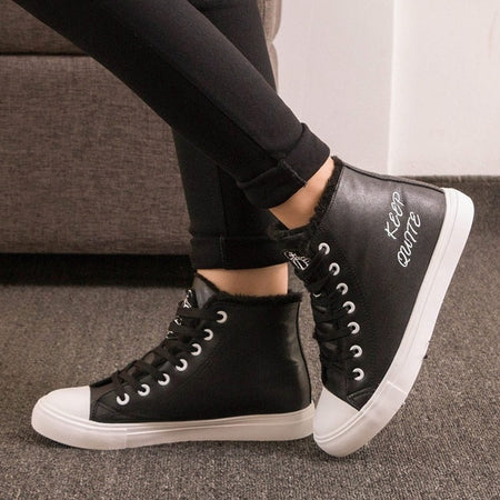 Women Boots Snow Warm Winter Sneakers