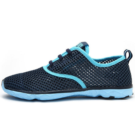 Summer Breathable Men Casual Lightweight Walking Shoes