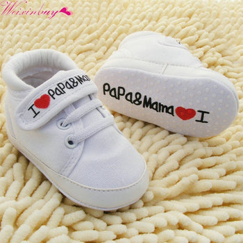 Toddler Newborn Shoes Baby Infant Kids Boy Girl Sneaker 0-18Months