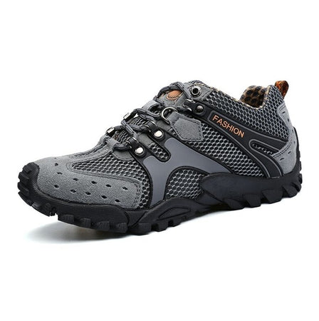 Bolangdi Brand Men Hiking Shoes