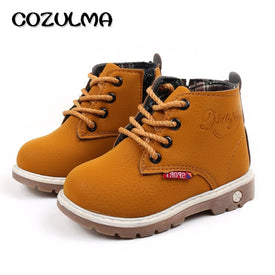 COZULMA Autumn Winter Toddler Kids Sneakers Girls Boys Shoes