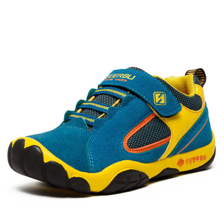 Waterproof Kids Sneakers Breathable Girls and Boys Sports Shoes