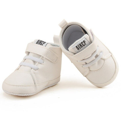 Baby PU Shoes Toddler Newborn Sneaker