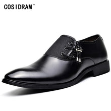 COSIDRAM New 2019 PU Leather Shoes