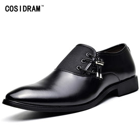 COSIDRAM New 2020 PU Leather Shoes
