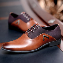 Gentleman Oxford Men Leather Shoes