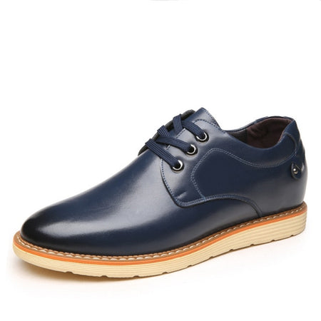 Tangnest Genuine Leather Casual Shoes