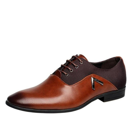 Spring New Brand Man Dress Shoes