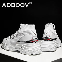 Adboov Top High Breathable Cheap Sneakers Trainers