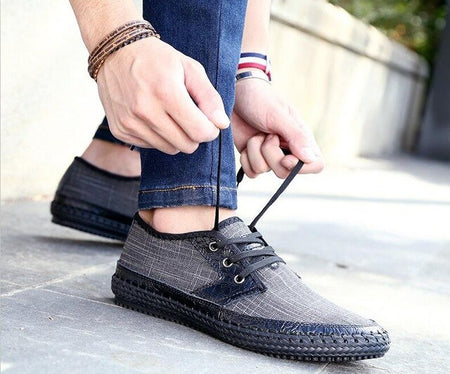 Mew Fashion Men's Casual Hemp Loafers