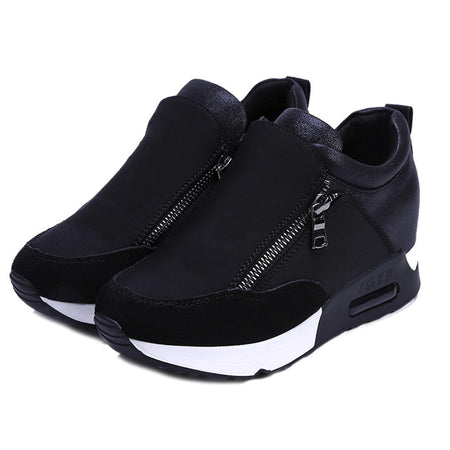 2019 Running Hiking Thick Bottom Platform Wedges Shoes