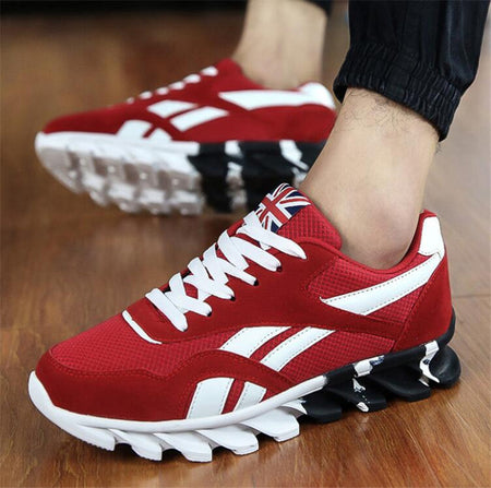CPI 2019 Summer Male Lightweight Breathable Mesh shoes
