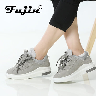 Fujin Brand 2019 Ladies Breathable Sport Shoes