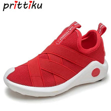 Spring 2019 Toddler Girl Boy Knit Mesh Breathable Shoes
