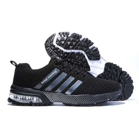 New Breathable Men Running Shoes