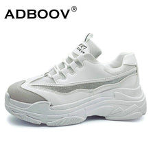 ADBOOV Women Thick Sole Chunky Shoes